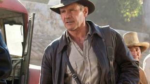 Harrison Ford újra Indy bőrébe bújna