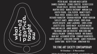 Duchamp, a felkavaró művész