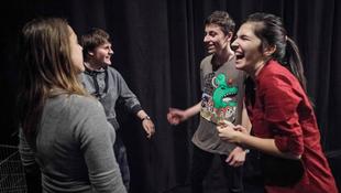 Színházi beavatás fiataloknak