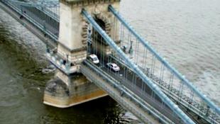 Budapest fentről