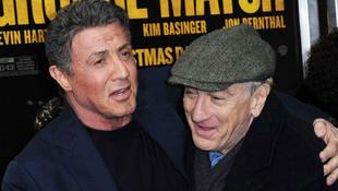 Összeverekedett Stallone és De Niro