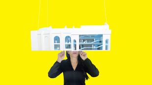 Marina Abramovic laboratóriumot építene