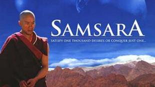 A lét örök körforgása a Samsarában