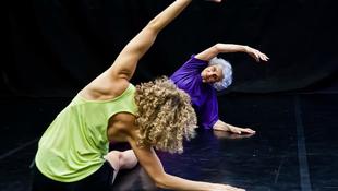 Szabad a tánc? Színpadon az Auschwitz túlélő