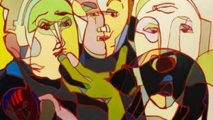Budapesti művészé a grafikai biennálé fődíja
