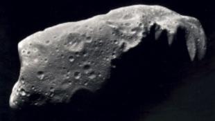 Hétfőn eléri az aszteroida a Földet