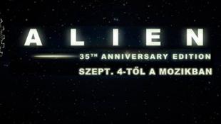 Visszatér az Alien!