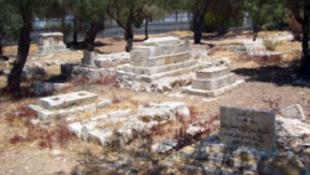 Muszlim sírkertre épül a nácivadász múzeum Izraelben