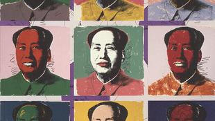 Betiltották Warhol képeit Kínában