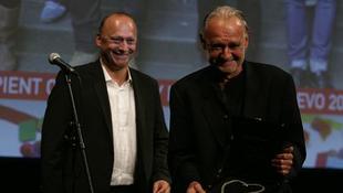 Szarajevó Szíve díjat kapott Tarr Béla