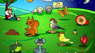 Új 17 részes sorozat a gyerekeknek