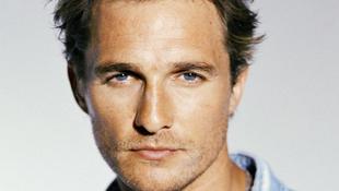Kitüntették Matthew McConaughey-t