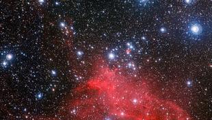 Színpompás csillagszél