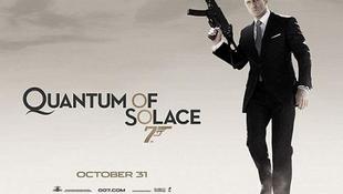 Kasszasiker az új James Bond film