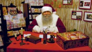 Nagykarácsonyba megint bevette magát a Mikulás