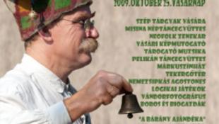Vendel-napi búcsú Magyarlukafán