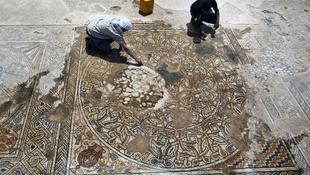 Bizánci monostort tártak fel Izraelben