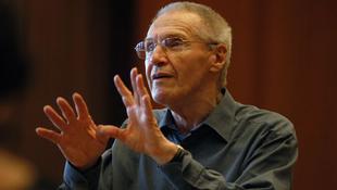 Rangos nemzetközi díjat kapott Kurtág György
