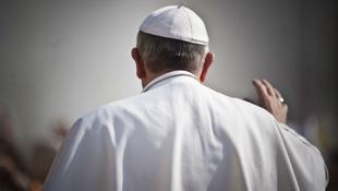Sorozat a fiktív pápáról