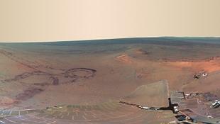Így néz ki a Mars mostanában