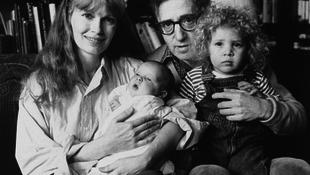 Mégsem Woody Allen az apa?