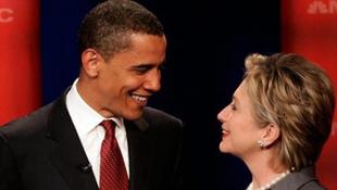 Obamát éltetik - még Hillary Clinton is dalra fakad