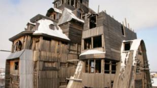 Az épület, amely Magyarországon is szétrohadhatott volna