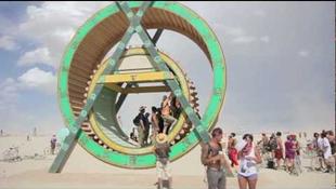 Véget ért az idei Burning Man fesztivál