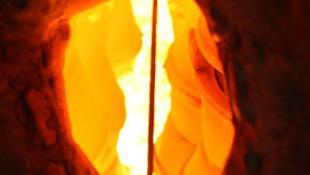 Kína lángokban