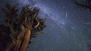 Meteoreső képekben