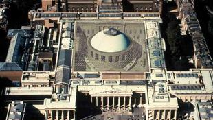 Szerencsejátékból épül a nemzeti múzeum