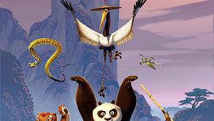 Dagi-fighting Panda-módra