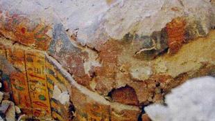 Ámon énekesének szarkofágjára bukkantak Luxorban
