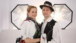 Együtt lép színpadra a tehetségkutató párja