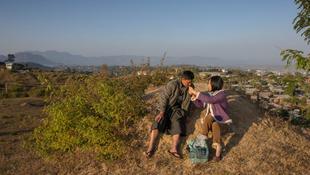 Jégméreg Mianmarból