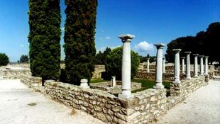 Megtalálták az Aquincum keleti falát