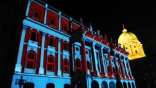 A világ első virtuális épületfestő versenye Budapesten