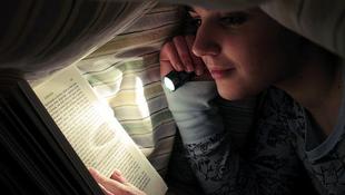 Amikor nem alszol – olvass!