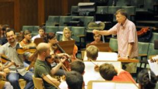 A Bazilikában koncertezik a Kodály Zoltán Ifjúsági Világzenekar