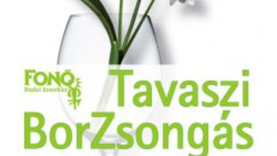 Tavaszi Borzsongás a Fonóban