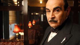 Milliók búcsúztatták Poirot-t
