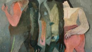 Megnyílt Csató József kiállítása Nürnbergben
