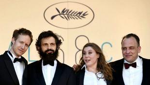 Siker Cannes-ban: győzött a magyar film!