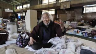 Egy gésa, aki négy cunamit élt túl