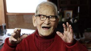 Rekordot döntött: ő a világ legöregebb embere