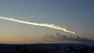 Sérülten léphetett légterünkbe a gyilkos meteor