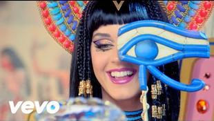 Cenzúrázták Katy Perry klipjét