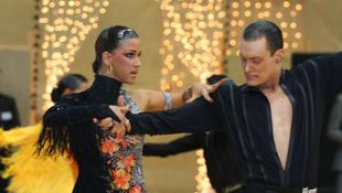 Magyar arany a nemzetközi táncversenyen