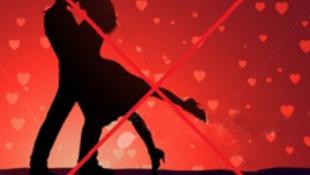 Betiltották a Valentin-napot