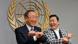 Sikeresen meghódította a világot a Gangnam Style
